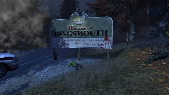 Welcome Sign, Kingsmouth, The Secret World