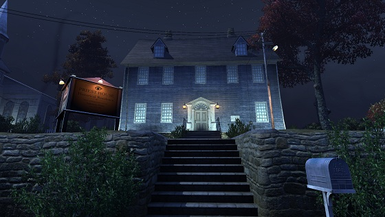 Historical Priest Home, Kingsmouth, The Secret World