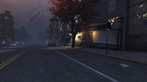 Main Street Shopping, Kingsmouth, The Secret World