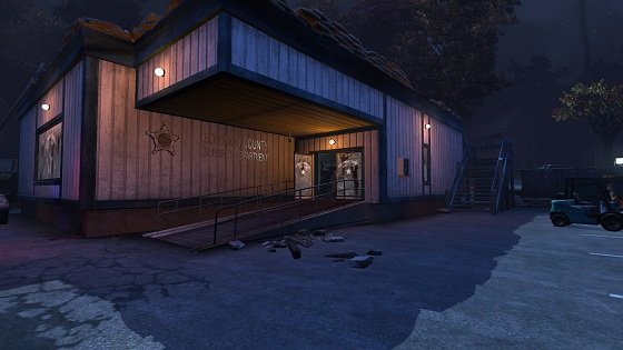 Sheriff's Station, Kingsmouth, The Secret World